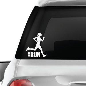 Just Run futó autómatrica