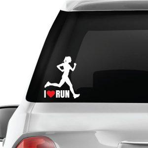 I Love Run futó autómatrica
