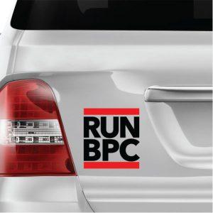 Run Budapaest City Futó autómatrica