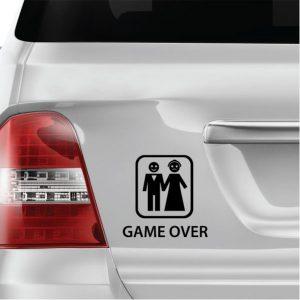 Game Over autómatrica